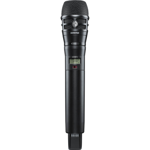 Shure AD2/K8B Wireless Handheld Microphone Transmitter G57