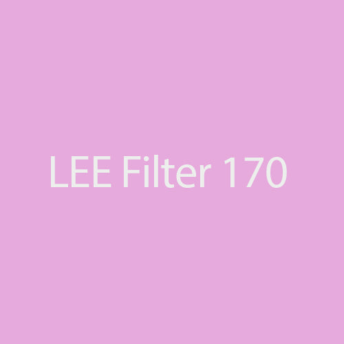LEE Filters 170 Deep Lavender
