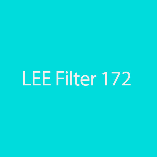 LEE Filters 172 Lagoon Blue