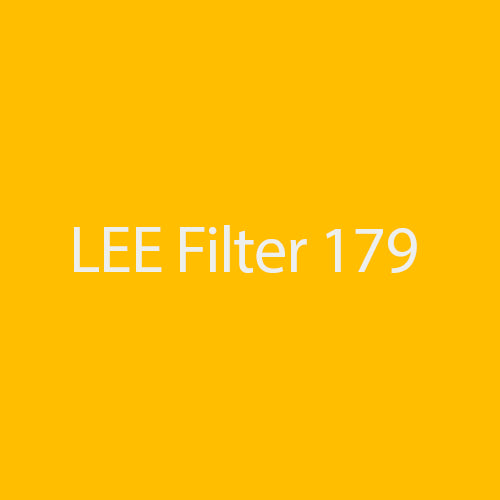 LEE Filters 179 Chrome Orange