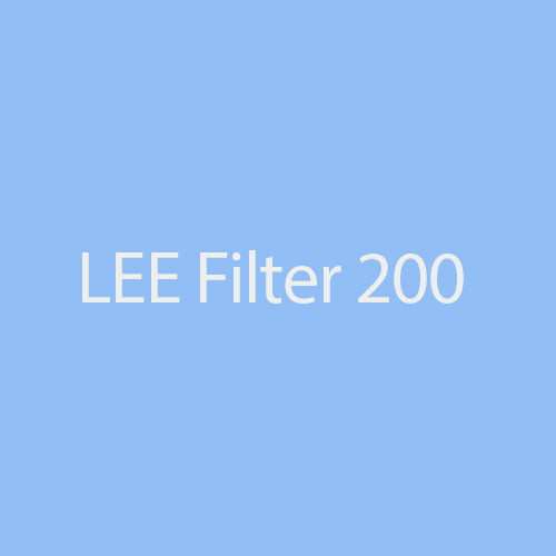LEE Filters 200 Double C.T. Blue