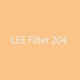 LEE Filters 204 Full C.T. Orange