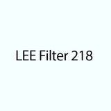 LEE Filters 218 Eighth C.T. Blue