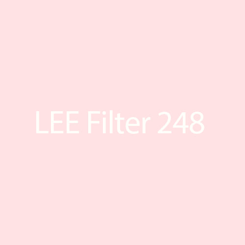LEE Filters 248 Half Minus Green