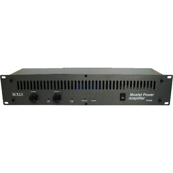 Rolls Stereo Power Amp 100 Watt/CH