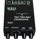 Rolls Tiny 2 Way Crossover
