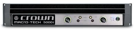 Crown Macro-Tech i Series Amplifiers