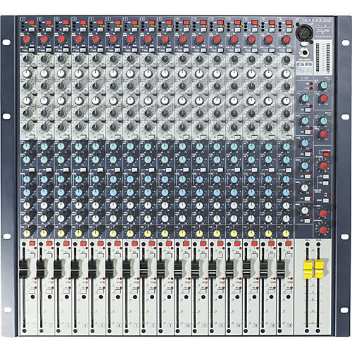 Soundcraft GB2 16 Rack