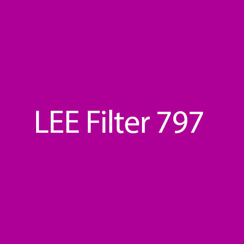 LEE Filters 797 Deep Purple