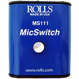 Rolls Mic Switch On/Off