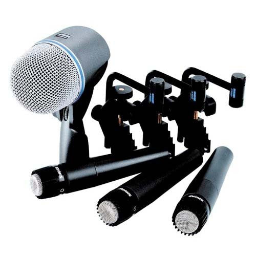Shure Drum Microphone Kit