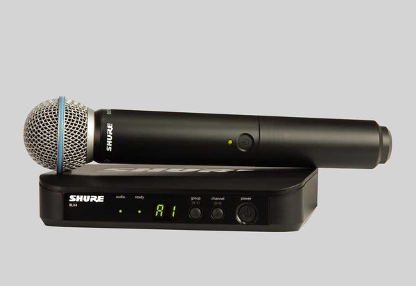 Shure Beta 58 Vocal System BLX24/B58