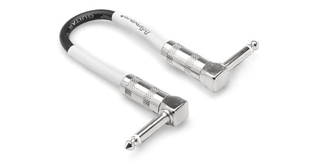 Hosa Guitar Patch Cable Hosa Right-angle to Same