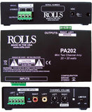 Rolls PA202 Mini Amplifier