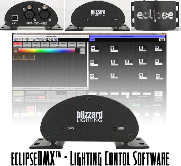 Blizzard Lighting Eclipse DMX