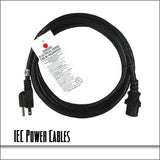 Blizzard Lighting IEC cable