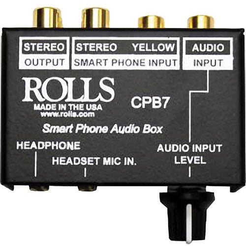 Rolls Smart Phone Breakout Box