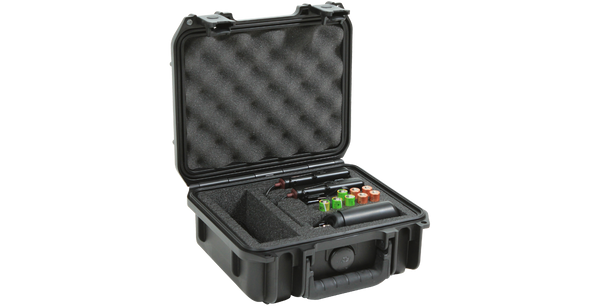 SKB iSeries Waterproof Shure FP Wireless Mic Case
