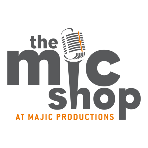 The Mic Shop at Majic Productions