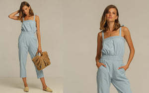 Jumpsuits + Playsuits