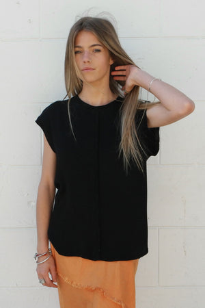 BREAK FREE TOP IN BLACK - Style on Point