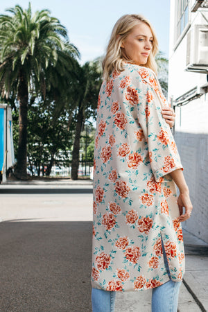 FLORAL DANCER KIMONO - Style on Point