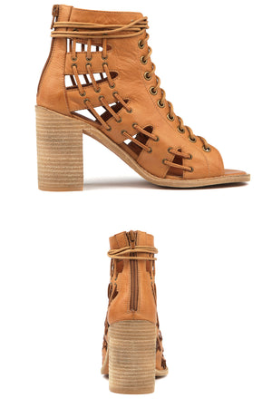 MOLLINI - JAYMAN TAN LEATHER - Style on Point