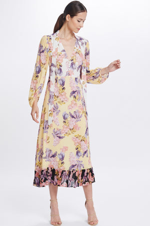 WE ARE KINDRED - Isadora Spliced Dress