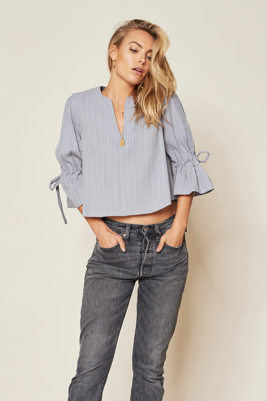 THE EAST ORDER - ZINNIA TOP - Style on Point