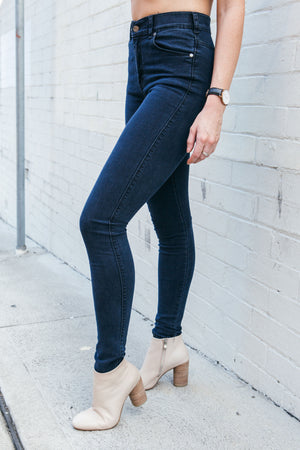 DR DENIM - LEXY JEANS BLUE LUSH - Style on Point