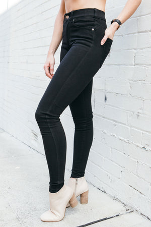 DR DENIM - LEXY JEANS BLACK - Style on Point