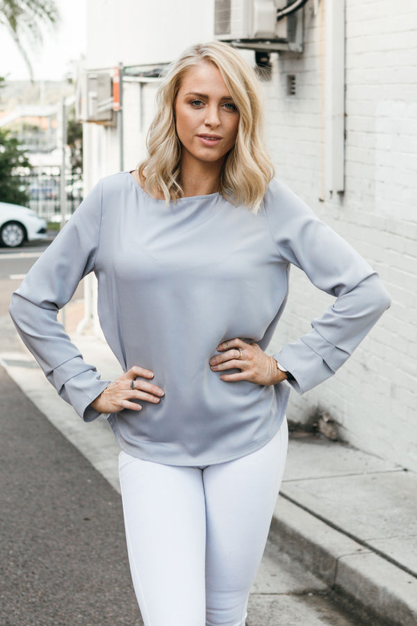 EVENING HEIDI BLOUSE - Style on Point