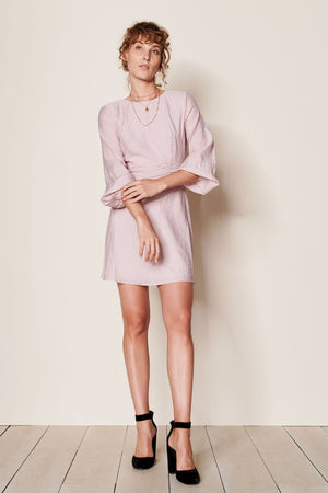 THE EAST ORDER - PENELOPE WRAP DRESS - Style on Point