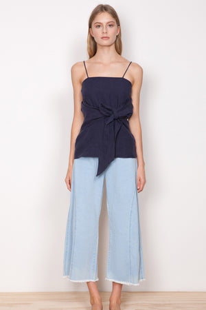 WISH - Newport Cropped Denim Jeans