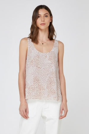 ELKA COLLECTIVE - Abella Tank Abstract Spot - Style on Point