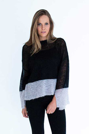 Border Knit - Style on Point
