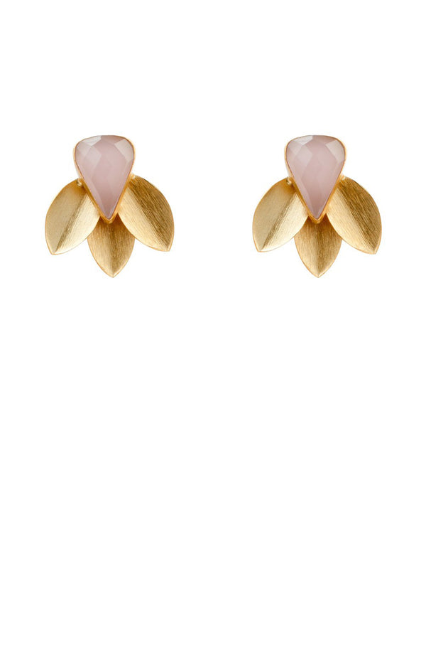Iris Blush Earrings - Style on Point