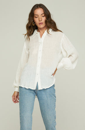 RUE STIIC - Layla Shirt White - Style on Point