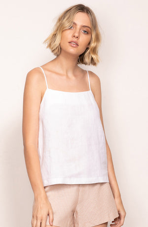 WISH - Elements Cami White - Style on Point