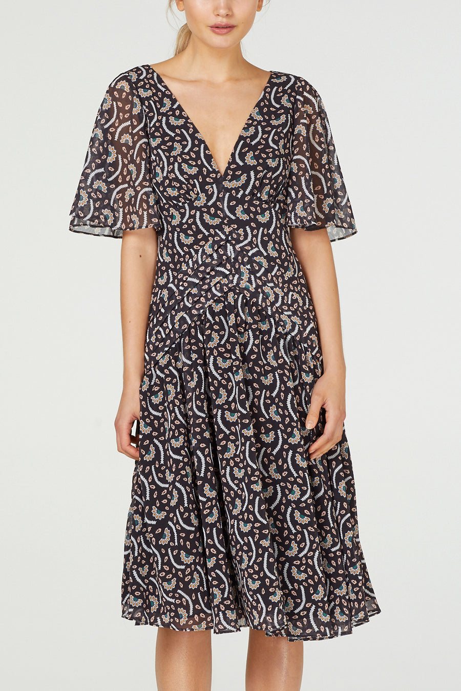 STEVIE MAY - Anise Midi Dress - Style on Point