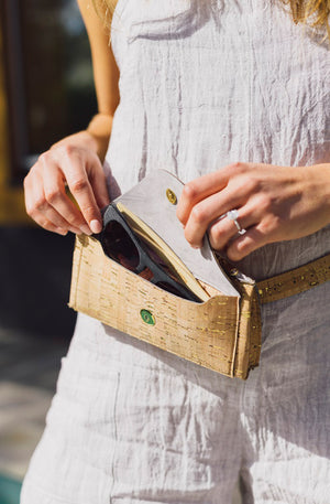 Cork Belt Bag - Style on Point