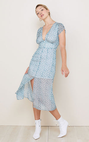 THE EAST ORDER - Dixie Midi Dress
