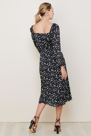 THE EAST ORDER - Lucette Midi Dress