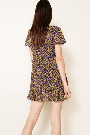 THE EAST ORDER - Mags S/S Mini Dress - Style on Point