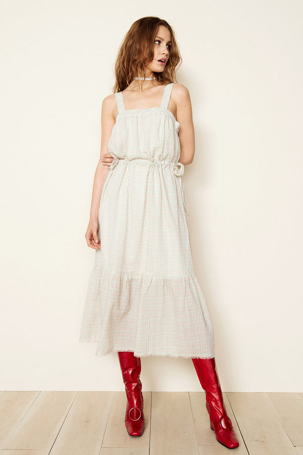 THE EAST ORDER - Wave Midi Dress