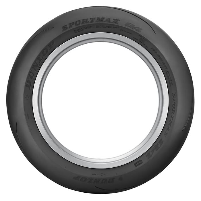 Dunlop Motorcycle Tires The New Q4