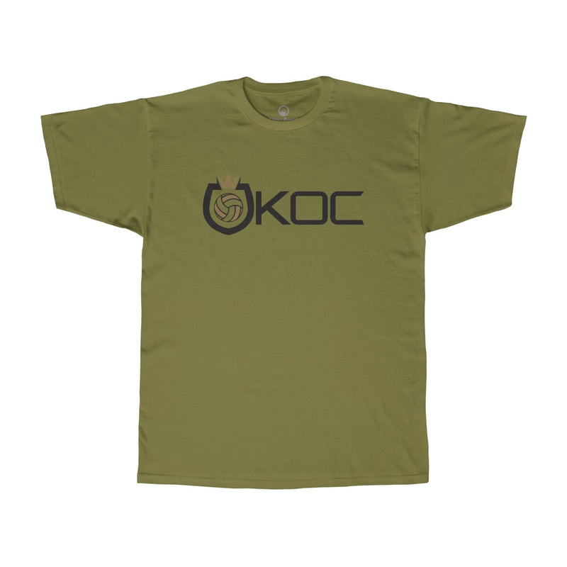 King Of The Court® Shield Logo T-Shirt