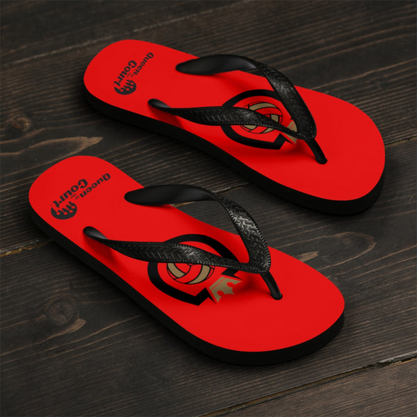 Queen of the Court® Super Crown Flip-Flops