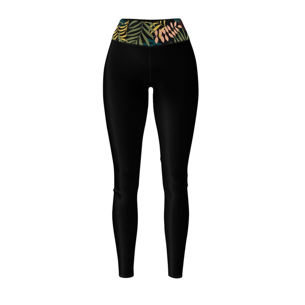 Queen Of The Beach® Women's Beach Fever Circle Crown Sports Leggings