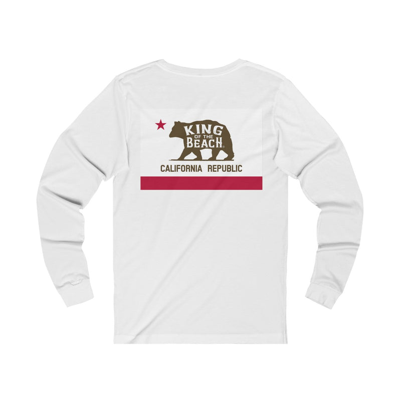 KOB California Club Collection Long Sleeve Tee